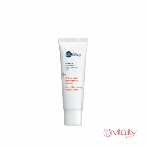 Carrot Renewing Night Cream