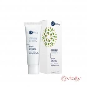 White mulberry brightening mask