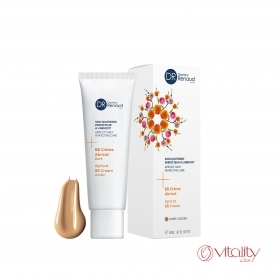 Apricot BB cream golden